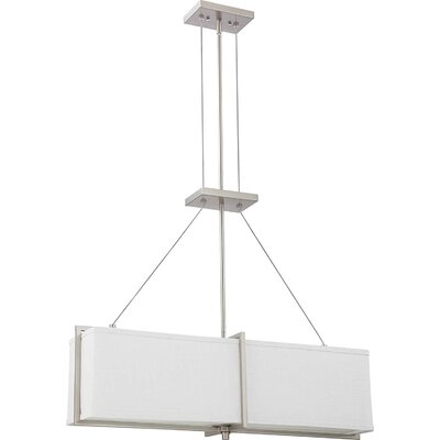Hulse 4-Light Kitchen Island Pendant