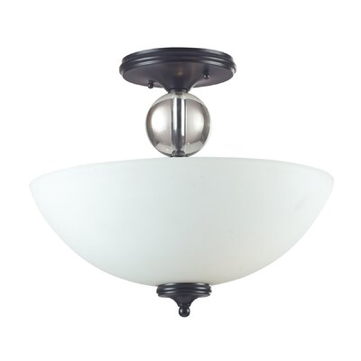 Vereen 3-Light Semi Flush Mount