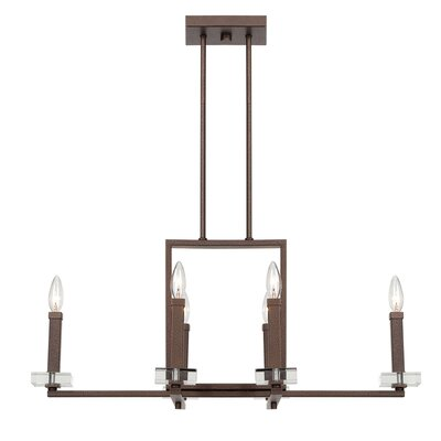 Marcotte 8-Light Candle-Style Chandelier