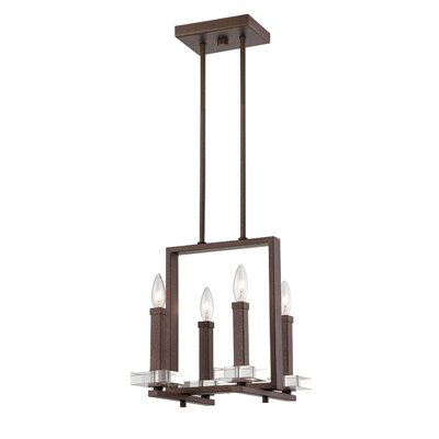 Marcucci 4-Light Candle-Style Chandelier