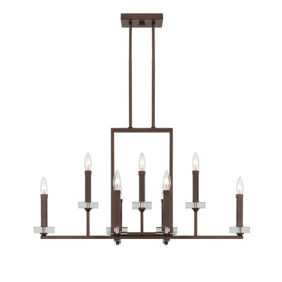 Gilpin 9-Light Candle-Style Chandelier