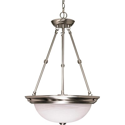 Dillman 3-Light Bowl Pendant
