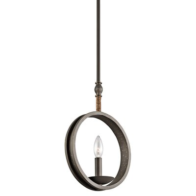 Eckel 1-Light Mini Pendant