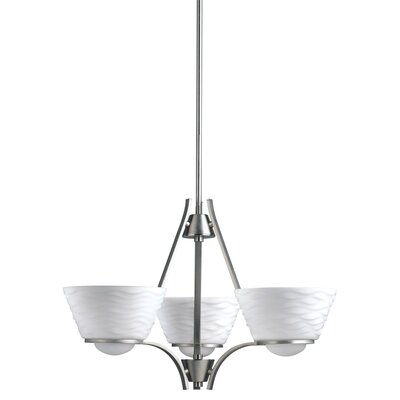 Kranz 3-Light Candle-Style Chandelier