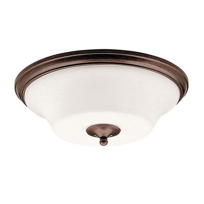 Bradwell 3-Light Flush Mount