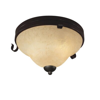 Braxton 3-Light Flush Mount