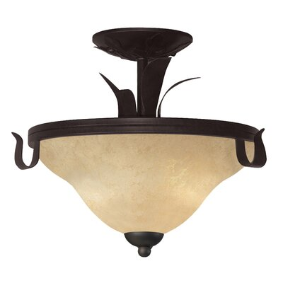 Braylen 3-Light Semi Flush Mount