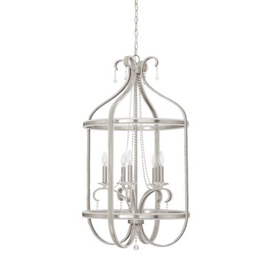 5-Light Foyer Pendant