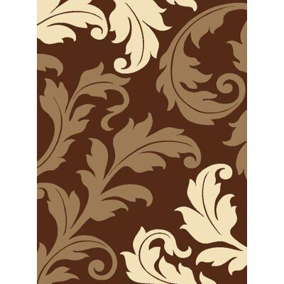 Whitehill Brown Area Rug Rug Size: Runner 28 x 83