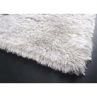 Alayna Silver Area Rug Rug Size: 8 x 10