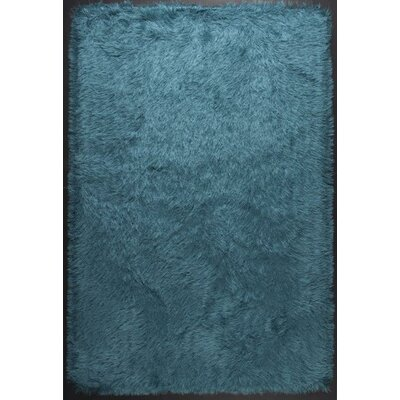 Alayna Blue Area Rug Rug Size: 8 x 10