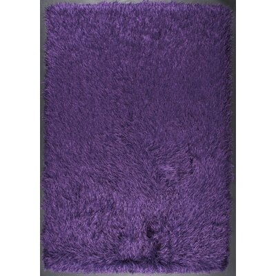 Alayna Purple Area Rug Rug Size: 8 x 10