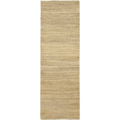 One-of-a-Kind Mornington Hand-Knotted Wool Brown Area Rug