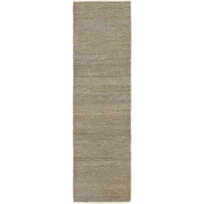 One-of-a-Kind Nashville Hand-Woven Brown Area Rug