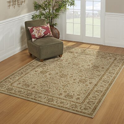 John Ivory Area Rug Rug Size: Rectangle 710 x 10