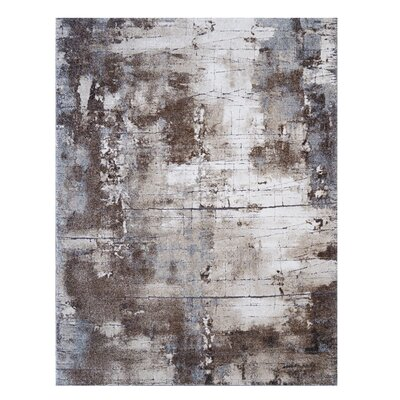 New Style Luna Abstract Area Rug