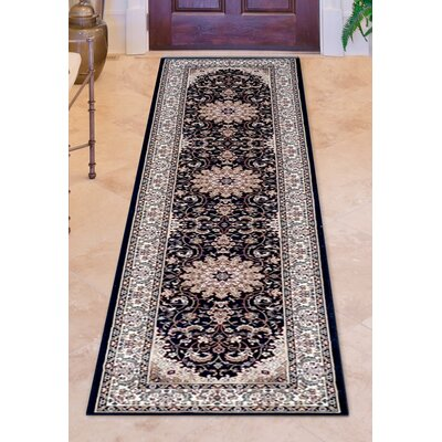 Sheffield Black Area Rug