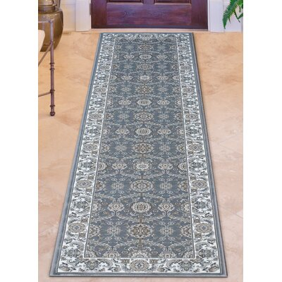 Liverpool Gray Area Rug