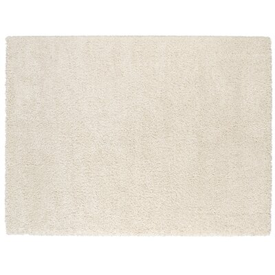 Ultimate Ivory Area Rug Rug Size: 53 x 75