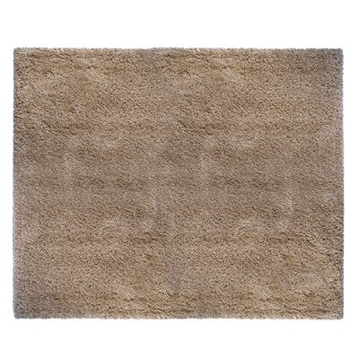 Ultimate Oatmeal Area Rug Rug Size: 53 x 75