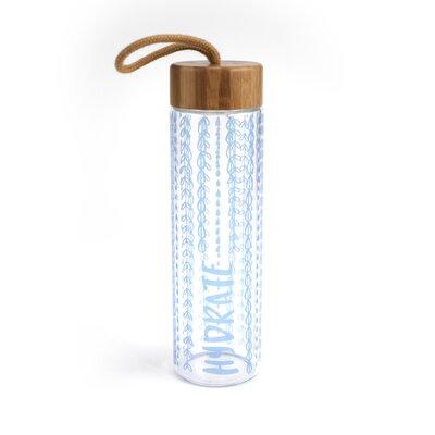 Eugene Glass 21 oz. Water Bottle BNRS6023 39639542