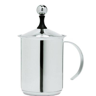 Manueller Milchaufschäumer Ramba Zamba | Küche und Esszimmer > Kaffee und Tee > Milchaufschäumer | Silver | Edelstahl | Butlers