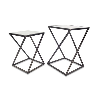 Dawson 2 Piece End Table