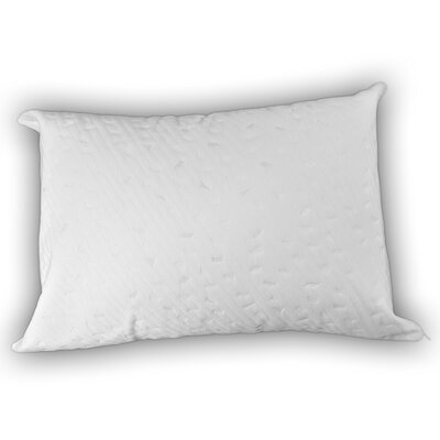 Waterproof Rayon from Bamboo Kapok Fiber Pillow Size: King