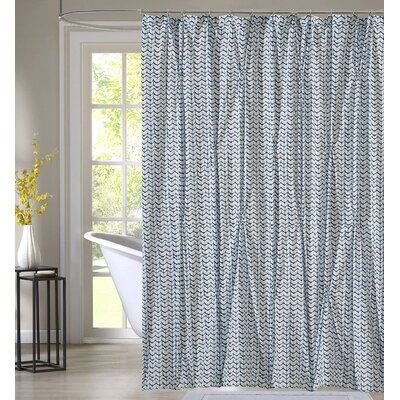 Astra Cotton Shower Curtain