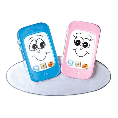 Family Series Cell Phone Shaped Ornament +120-2