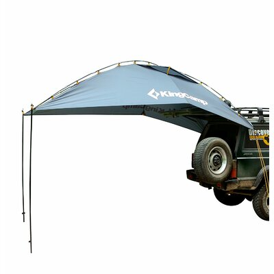 Compass Outdoor Car Canopy 6 Person Tent