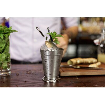 Crafthouse by Fortessa Signature Julep Strainer