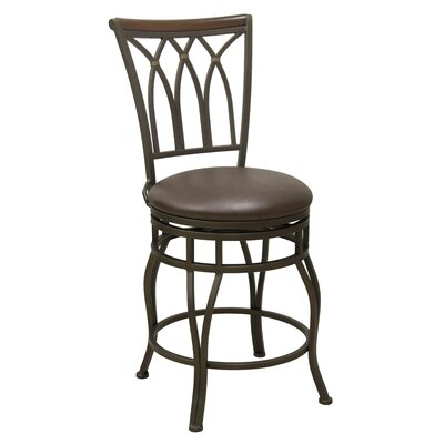 Binghampton 24 Swivel Bar Stool
