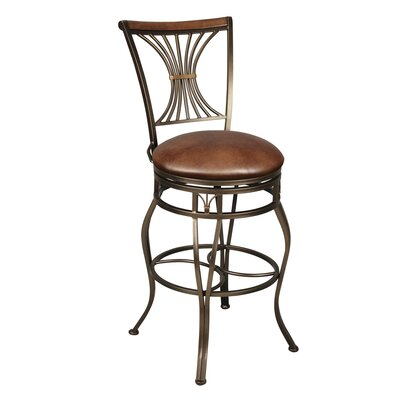 Berlinville 29 Swivel Bar Stool