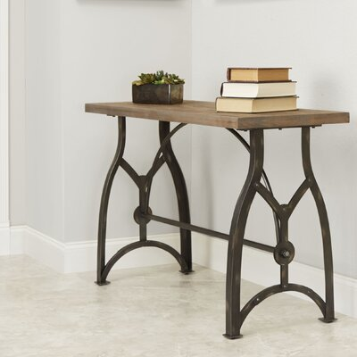 Winona Industrial Console Table