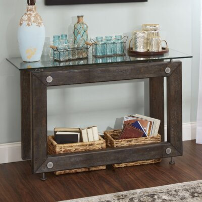 Lorenz Industrial Console Table