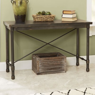 Adelle Industrial Console Table