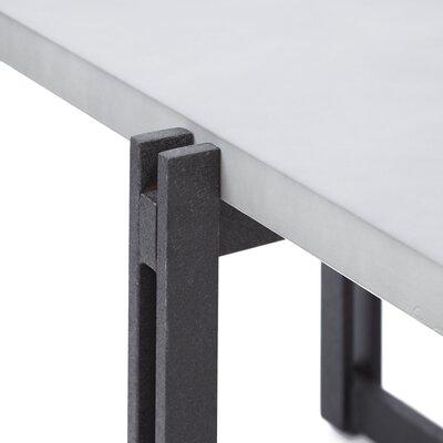 Baran Metal Base Coffee Table