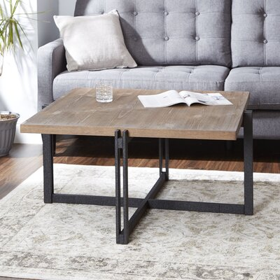 Baran Distressed Coffee Table