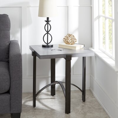 Baratta Square End Table