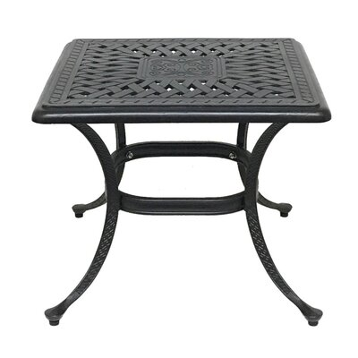 Beadle Metal Bistro Table