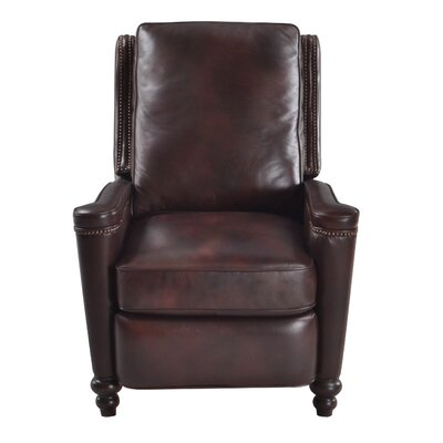 Fairbank Leather Manual Recliner
