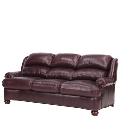 Fairford Leather Sofa