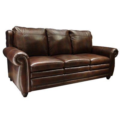 Dillen Leather Sofa