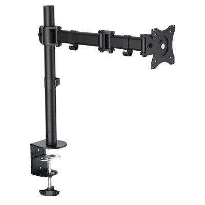 Elite Series Single Monitor Arm Articulating Height Adjustable Desk Mount