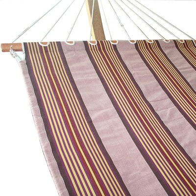 Bumgardner Fabric Tree Hammock Color: Pink