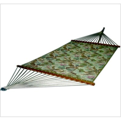 Pandan Quilted Floral Tree Hammock