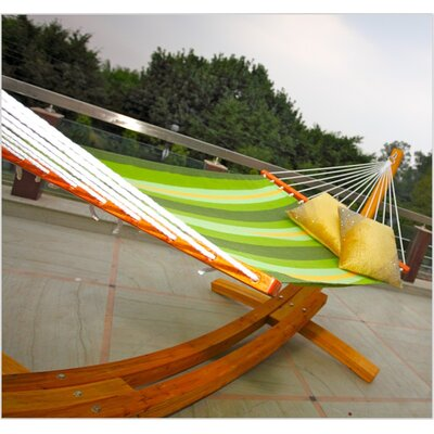 Bargamin Striped Tree Hammock