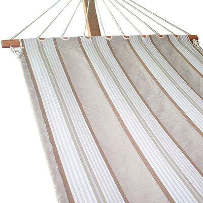 Bumgardner Fabric Tree Hammock Color: Gray