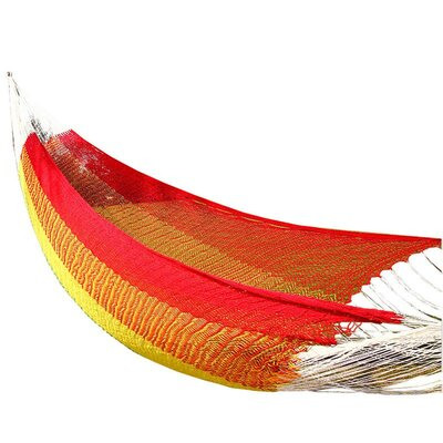Lisa Double Tree Cotton Hammock
